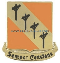 ARMY 51 SIGNAL BATTALION UNIT CREST