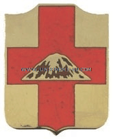 army 56 medical battalion unit crest