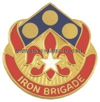 U.S. ARMY 157TH MANEUVER ENHANCEMENT BRIGADE UNIT CREST