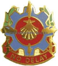 ARMY 67 MAINTENANCE COMPANY UNIT CREST