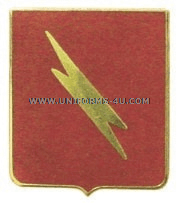 army 73 field artillery regiment unit crest