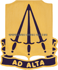 ARMY 73 ORDNANCE BATTALION UNIT CREST