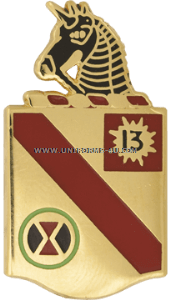 ARMY 79 FIELD ARTILLERY REGIMENT UNIT CREST
