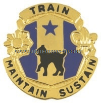 army 81 army reserve command unit crest