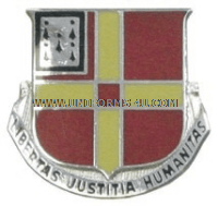 ARMY 81 FIELD ARTILLERY REGIMENT UNIT CREST
