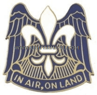 U.S. ARMY 82ND DIVISION UNIT CREST