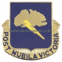 ARMY 82 CHEMICAL BATTALION UNIT CREST