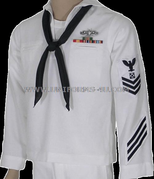 Navy Uniform Jumper 71