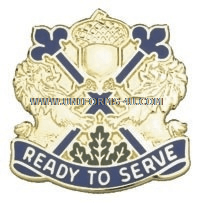 army 87 maneuver area command unit crest