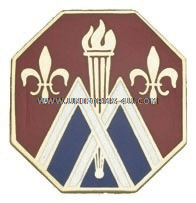 army 89 regional support command unit crest
