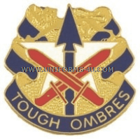 ARMY 90 REGIMENT SUPPORT COMMAND UNIT CREST