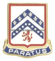 ARMY 91 REGIMENT ADVANCED INDIVIDUAL TRAINING ARMY UNIT CREST