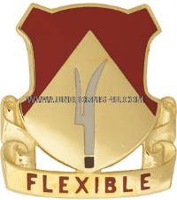 army 94 field artillery regiment unit crest