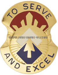 army 96 army reserve command unit crest