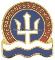 ARMY 97 ARMY COMMENDATION UNIT CREST