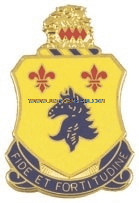 army 102 armor regiment arng new jersey unit crest