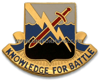 army 102 military intelligence battalion unit crest