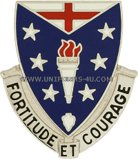 army 104 infantry regiment unit crest