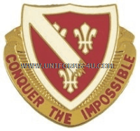 ARMY 105 ENGINEER BATTALION UNIT CREST