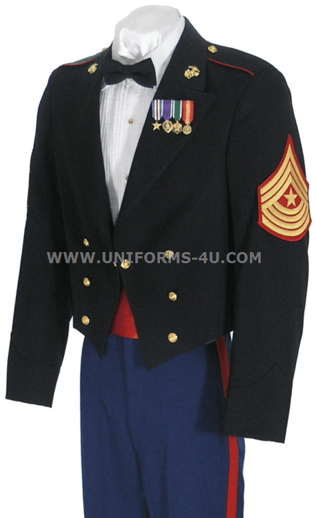 Evening dress uniform #8