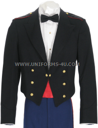 usmc nco evening dress uniform jacket