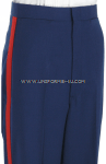 USMC SNCO HIGH RISE DRESS BLUE TROUSERS