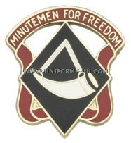 ARMY 111 ENGINEER GROUP UNIT CREST