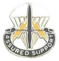 SPECIAL OPERATIONS SUPPORT COMMAND UNIT CREST