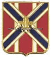 army 111 field artillery regiment unit crest