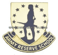 ARMY RESERVE SCHOOL UNIT CREST