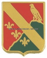 army 113 field artillery battalion unit crest