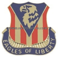 ARMY 114 AVIATION REGIMENT UNIT CREST