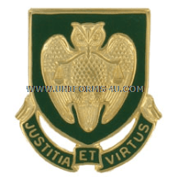 MILITARY POLICE SCHOOL UNIT CREST