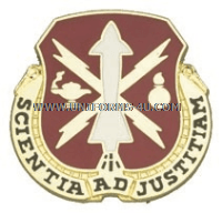 MISSILE AND MUNITIONS CENTER AND SCHOOL UNIT CREST