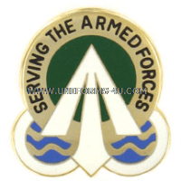 U.S. ARMY MILITARY SURFACE DEPLOYMENT AND DISTRIBUTION COMMAND UNIT CREST