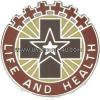 MEDICAL DEPARTMENT ACTIVITY FORT SILL UNIT CREST