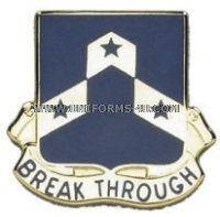 ARMY 117 INFANTRY REGIMENT TENNESSEE NATIONAL GUARD UNIT CREST