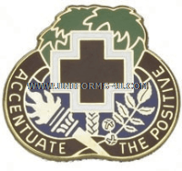 MEDICAL DEPARTMENT ACTIVITY FORT JACKSON UNIT CREST
