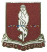 ARMY 118 MILITARY POLICE BATTALION UNIT CREST