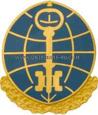 INTELLIGENCE AND SECURITY COMMAND UNIT CREST