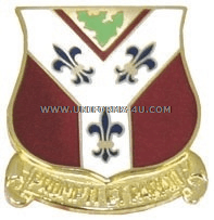 ARMY 122 FIELD ARTILLERY REGIMENT UNIT CREST