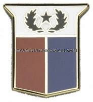 TEXAS STATE AREA COMMAND HQ ARNG UNIT CREST