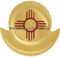NEW MEXICO STATE AREA COMMAND HQ ARNG UNIT CREST