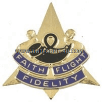ARMY 126 AVIATION REGIMENT UNIT CREST