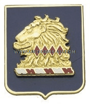 NEW JERSEY STATE AREA COMMAND HQ ARNG UNIT CREST