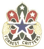 ARMY 130 SUPPORT CENTER ARNG TENNESSEE UNIT CREST