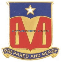 ARMY 131 SIGNAL BATTALION UNIT CREST