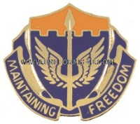 ARMY 137 AVIATION REGIMENT UNIT CREST