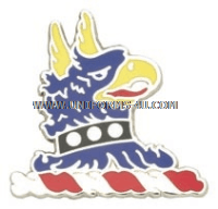DELAWARE STATE AREA COMMAND HQ ARNG UNIT CREST