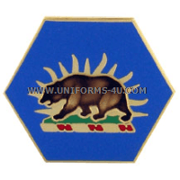 CALIFORNIA STATE AREA COMMAMD HQ ARNG UNIT CREST